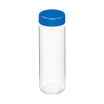 スリムクリアボトル:ブルーの商品画像