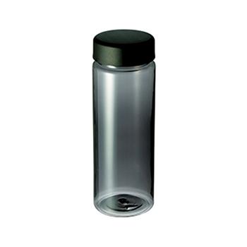 スリムクリアボトル:ブラック×ブラックの商品画像