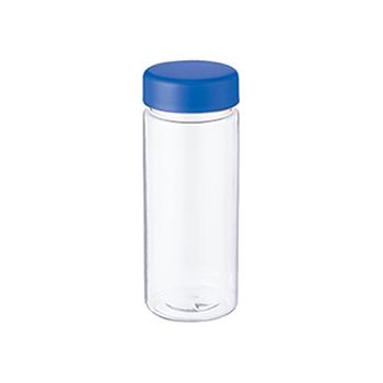 スリムクリアボトル(S):ブルーのメイン画像