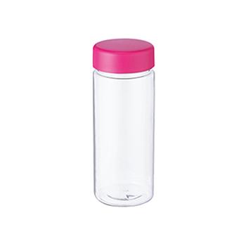スリムクリアボトル(S):ピンクのメイン画像