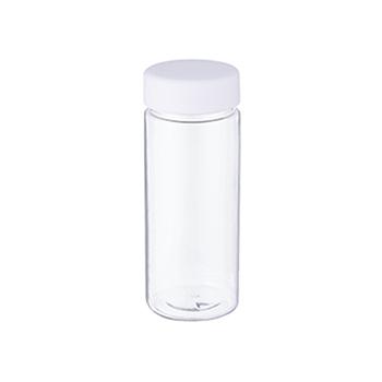スリムクリアボトル(S):ホワイトの商品画像