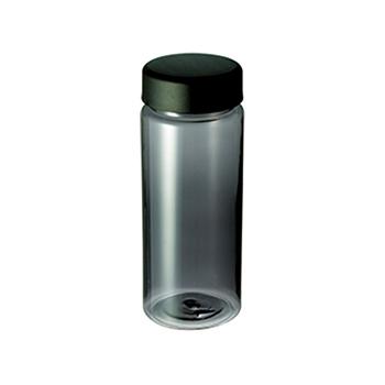 スリムクリアボトル(S):ブラック×ブラックのメイン画像