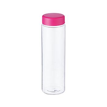 スリムクリアボトル(L):ピンクの商品画像
