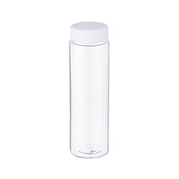 スリムクリアボトル(L):ホワイトのメイン画像