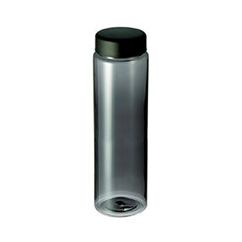スリムクリアボトル(L):ブラック×ブラックの商品画像