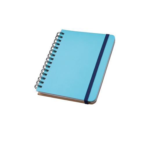 デイリーユースミニノート:ブルーの商品画像