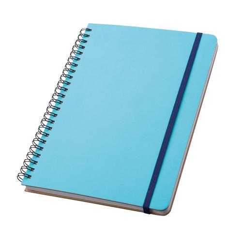 デイリーユースA5ノート:ブルーの商品画像