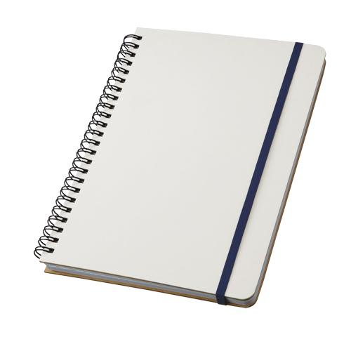デイリーユースA5ノート:ホワイトの商品画像