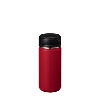Zalattoサーモハンドルスタイルボトル 350ml:レッドの商品画像