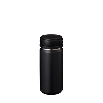 Zalattoサーモハンドルスタイルボトル 350ml:ブラックの商品画像