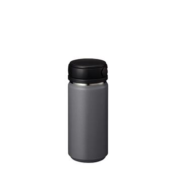 Zalattoサーモハンドルスタイルボトル 350ml:グレーの商品画像