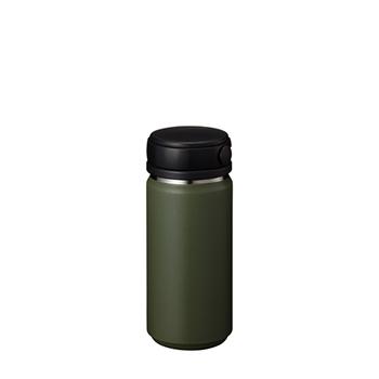 Zalattoサーモハンドルスタイルボトル 350ml:カーキの商品画像