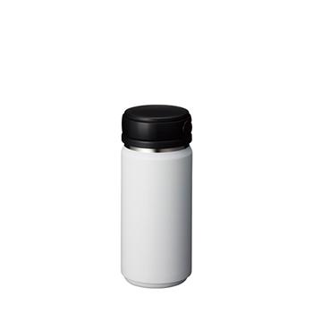 Zalattoサーモハンドルスタイルボトル 350ml:ホワイトの商品画像