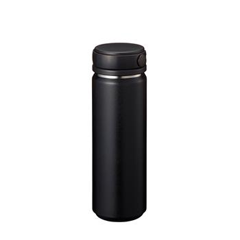 Zalattoサーモハンドルスタイルボトル 500ml:ブラックのメイン画像