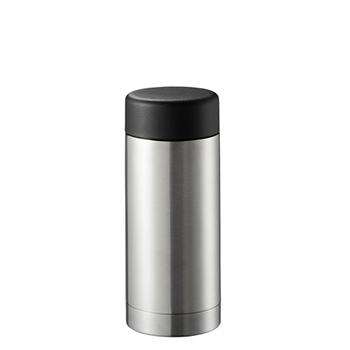 ステンレスドリンクボトル 200ml:シルバーの商品画像