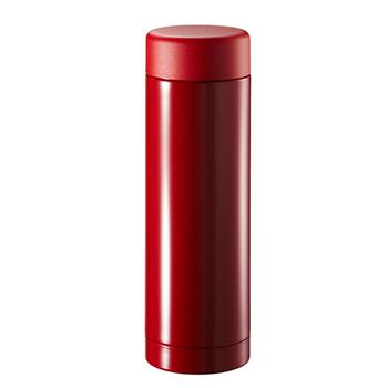ステンレスドリンクボトル 280ml:レッドの商品画像