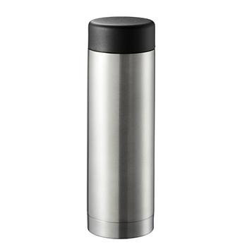 ステンレスドリンクボトル 280ml:シルバーの商品画像