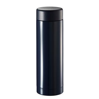 ステンレスドリンクボトル 280ml:ネイビーの商品画像