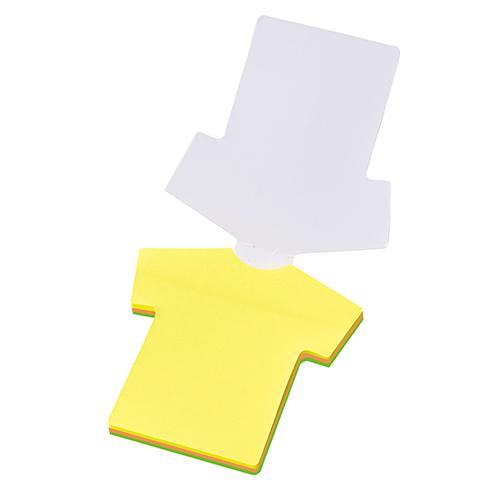カスタムデザイン付箋 Tシャツ:の商品画像