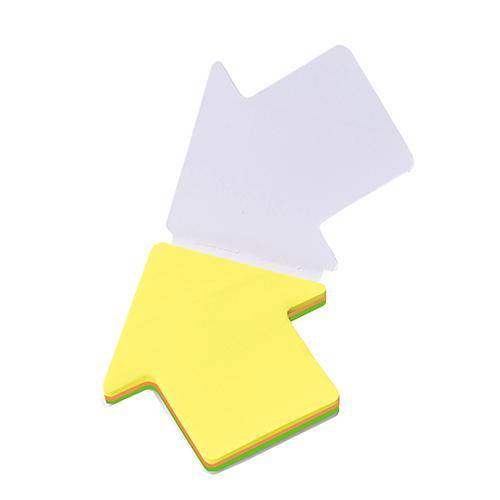 カスタムデザイン付箋 矢印:のメイン画像