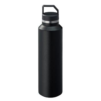 Zalattoサーモハンドル スリムボトル:ブラックの商品画像