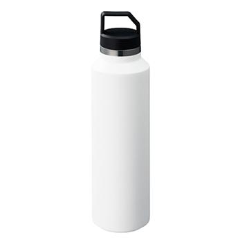 Zalattoサーモハンドル スリムボトル:ホワイトの商品画像