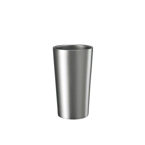 ステンレスサーモタンブラー 450ml:シルバーのイメージ画像