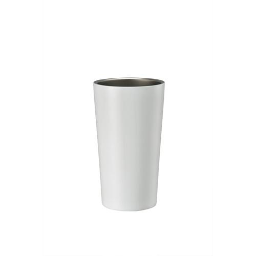 ステンレスサーモタンブラー 450ml:マットホワイトのイメージ画像