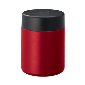 Zalattoサーモフードポット:レッドの商品画像