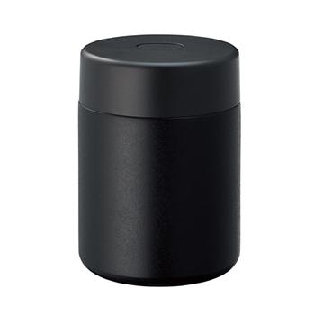 Zalattoサーモフードポット:ブラックのメイン画像