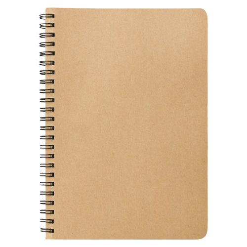 リサイクルA5リングノートの商品画像