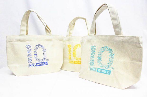オリジナルマイバッグを制作する企業が増えています