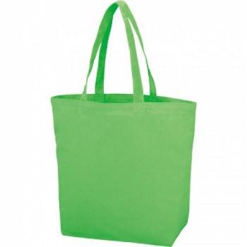 買い物バッグに最適!「ポリキャンパストートバッグ(L)」