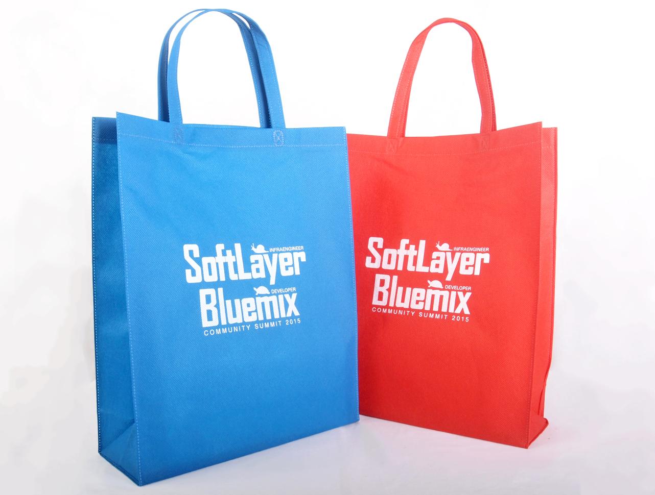 A4サイズ対応の不織布バッグが人気です!