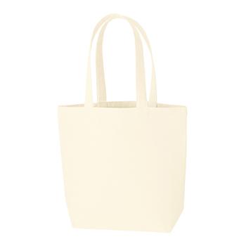 お買い物バッグとしても使える、コットン素材の「キャンバスデイリートート(ML)」