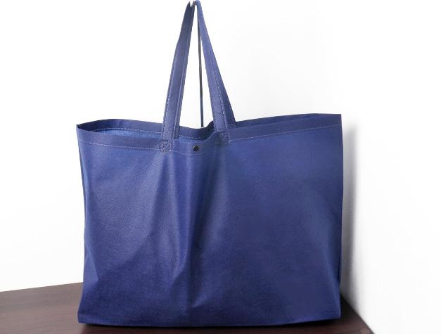 展示会向けの特大の船底型不織布バッグ